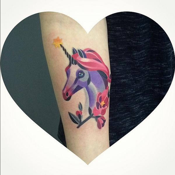 sasha unisex unicorn