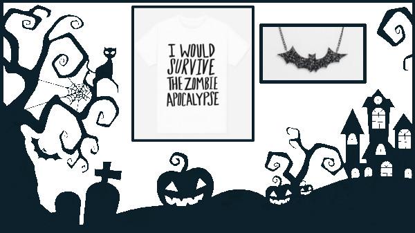 [Samedi Shopping] Un shopping terrifiant pour Halloween (+codes promo)