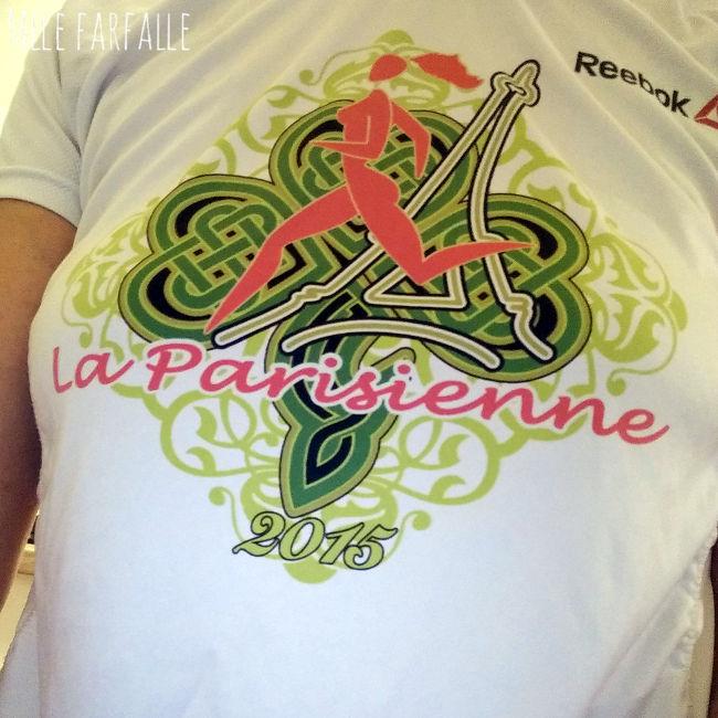 t-shirt la parisienne 2015