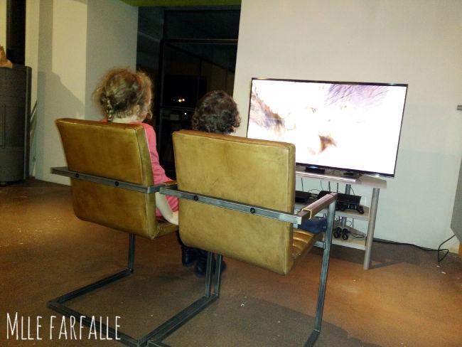 enfants et télé
