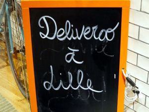 Deliveroo à Lille