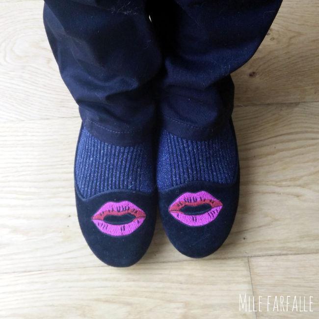 slippers Naf Naf