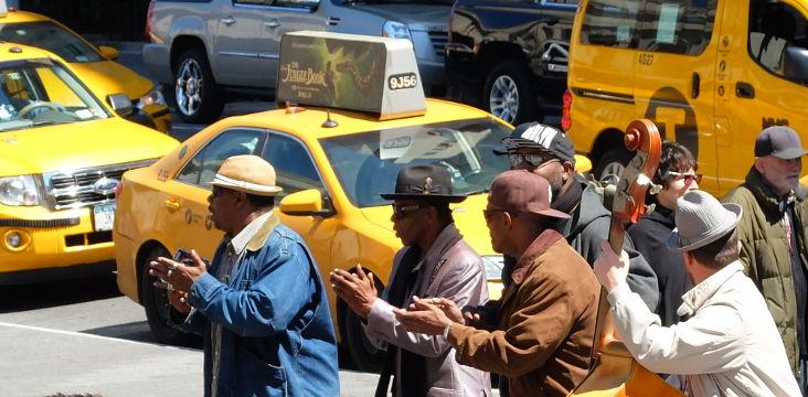 Se balader à New York pour découvrir la ville