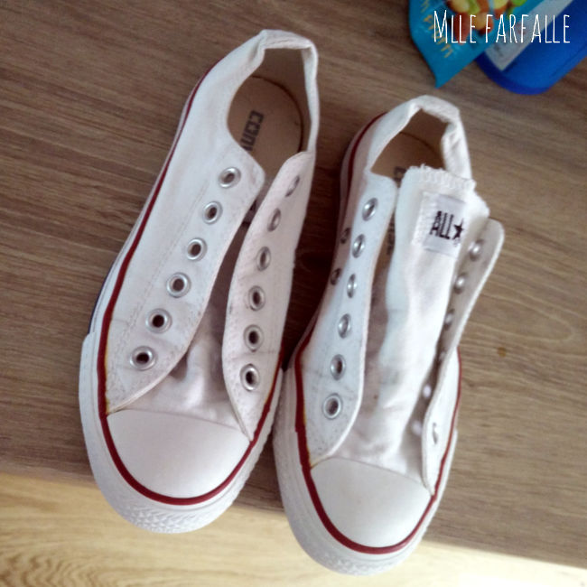 customisation converse