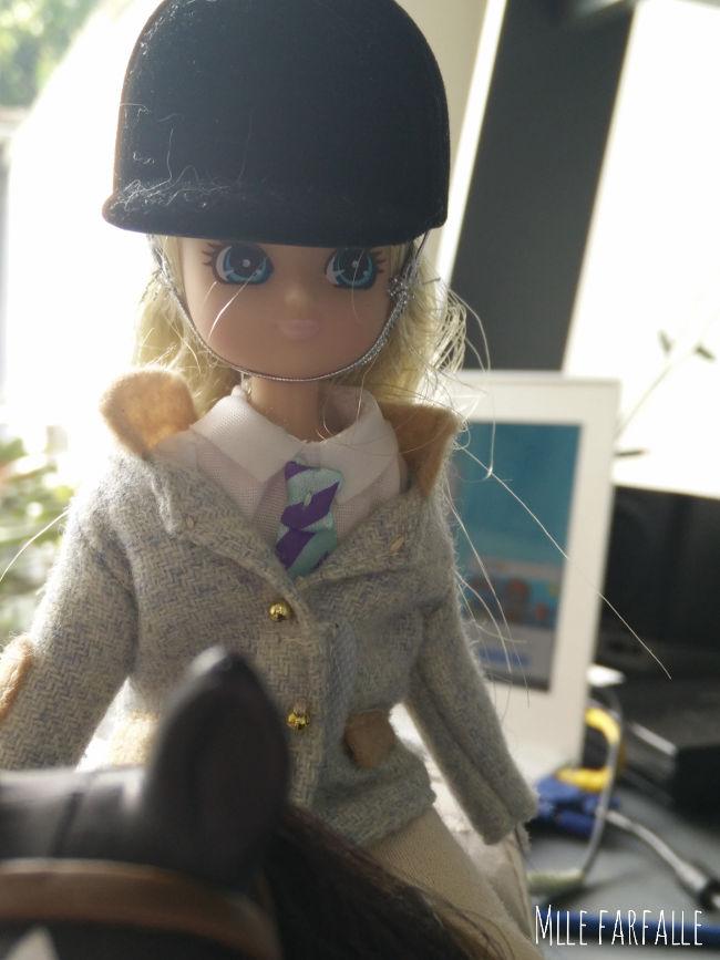 pony club doll