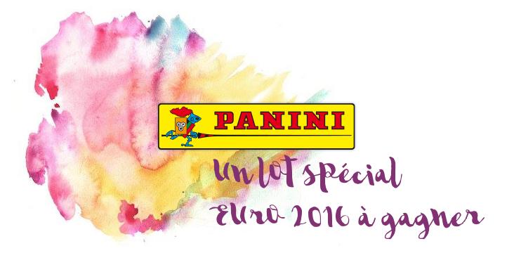 concours panini euro 2016