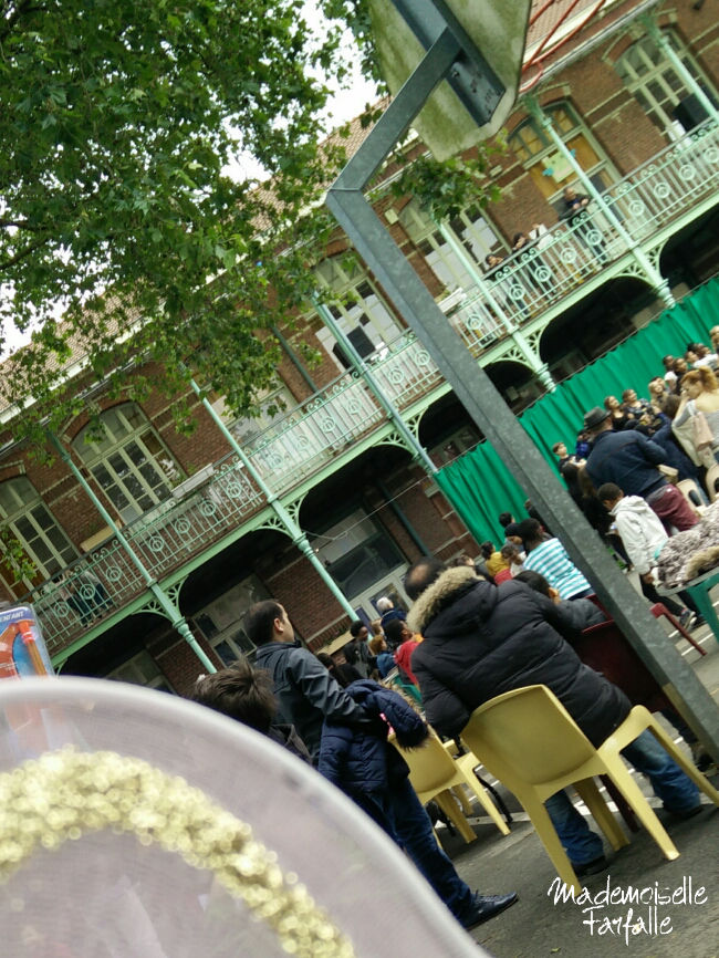 fête d'école à Lille