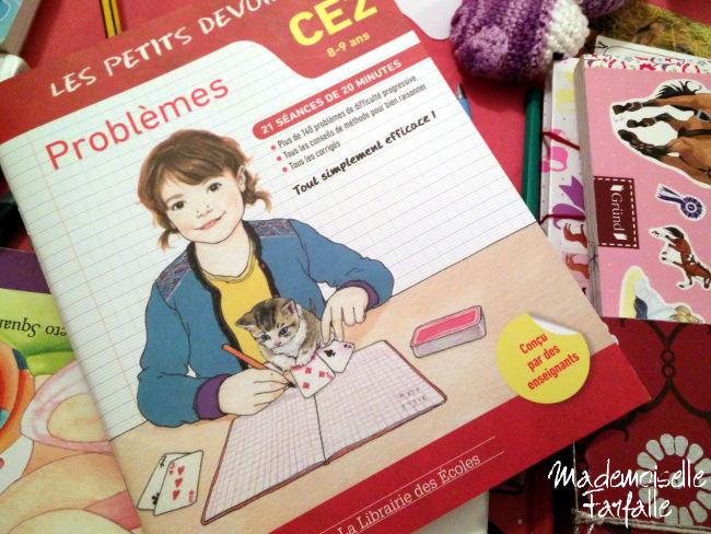livre mathématiques CE2
