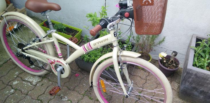 [Test] Le vélo enfant 24″ POPLY 500