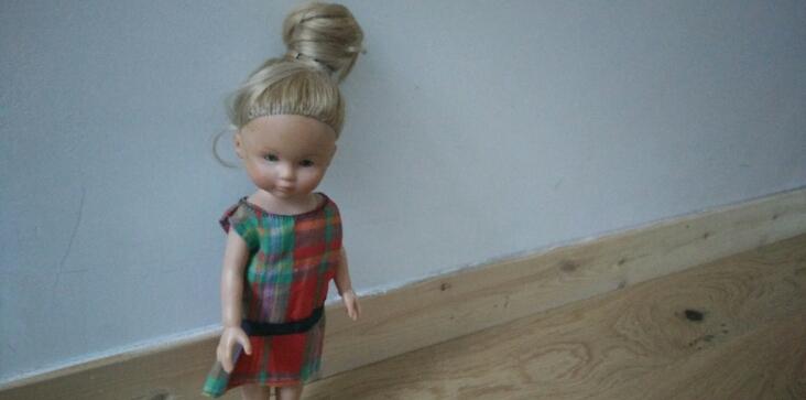 tenues de poupée Chérie faites main