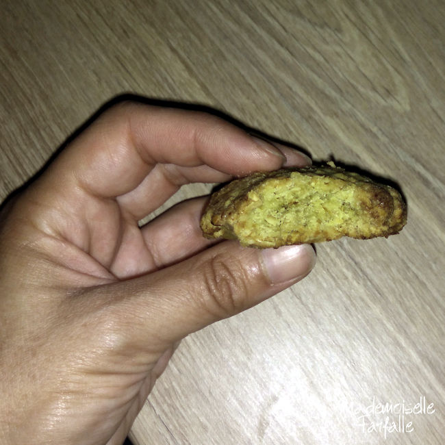 recette cookies matcha coco