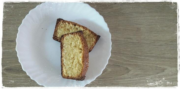 [Cuisine] Le cake coco qui déchire