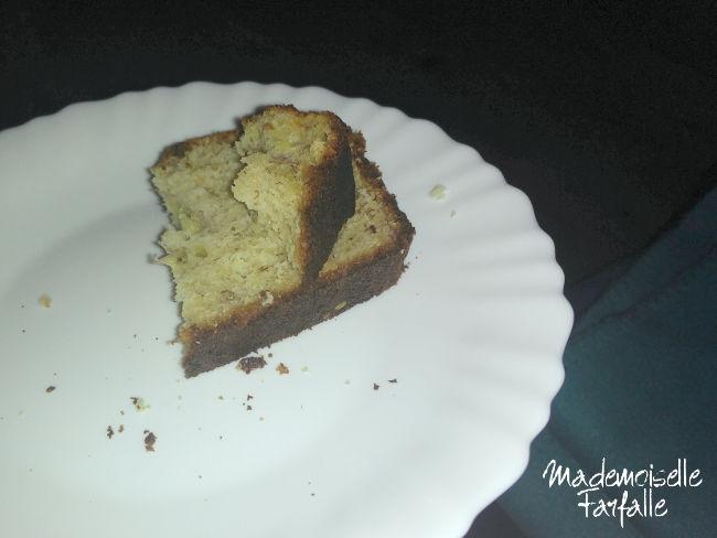 banana bread sans beurre