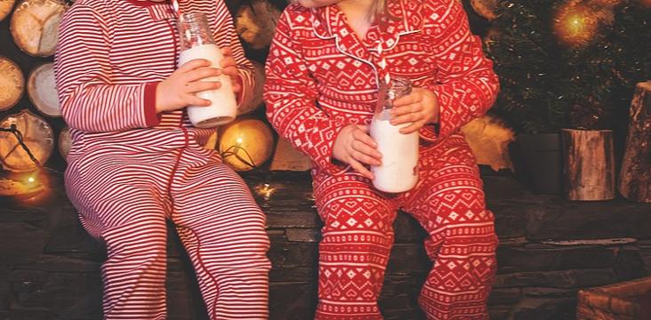 Pyjamas pour toute la famille