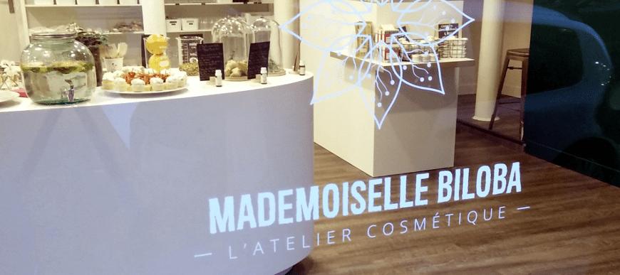 Fabriquez vos cosmétiques naturels chez Mademoiselle Biloba à Lille