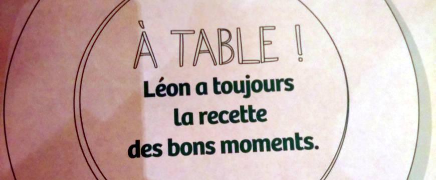 [Test en famille] Un repas chez Léon de Bruxelles à Wasquehal