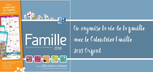 Calendrier Famille 2018