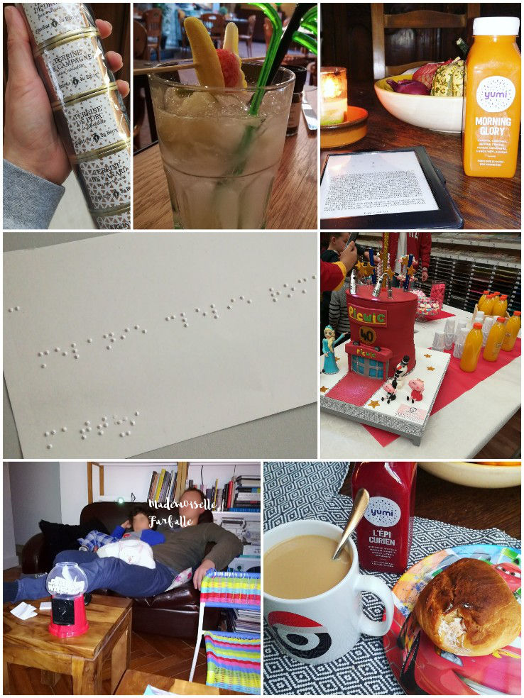 semaine en images blog