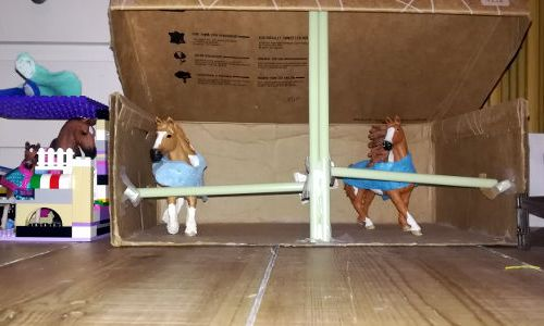 CHAMBRE chevaux