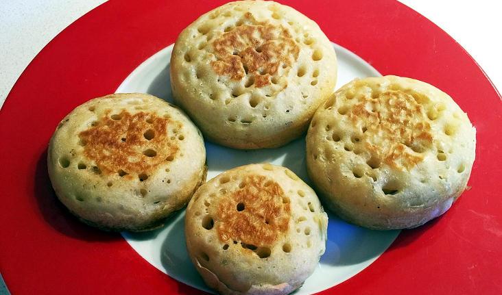 recette des muffins anglais