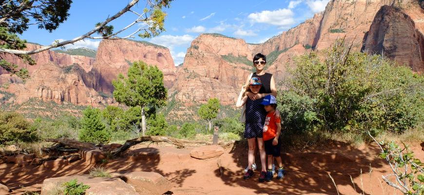 Bryce canyon en famille