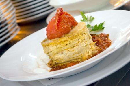 Lasagne, Nourriture, pâtes, Restaurant