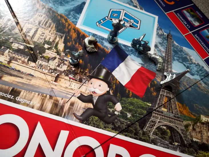 Monopoly France