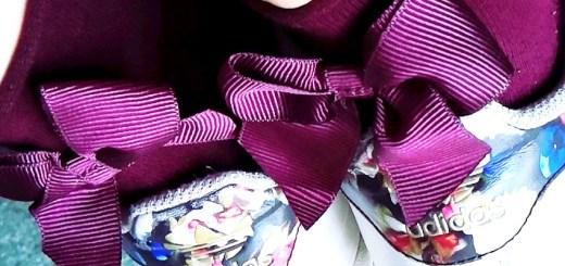 chaussettes à noeuds