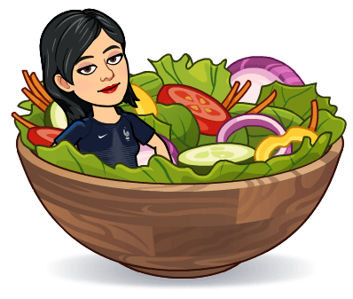 bitmoji food