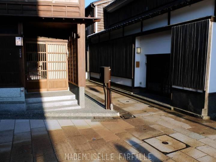 quartier Higashi Kanazawa