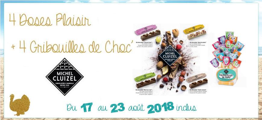 Concours Michel Cluizel