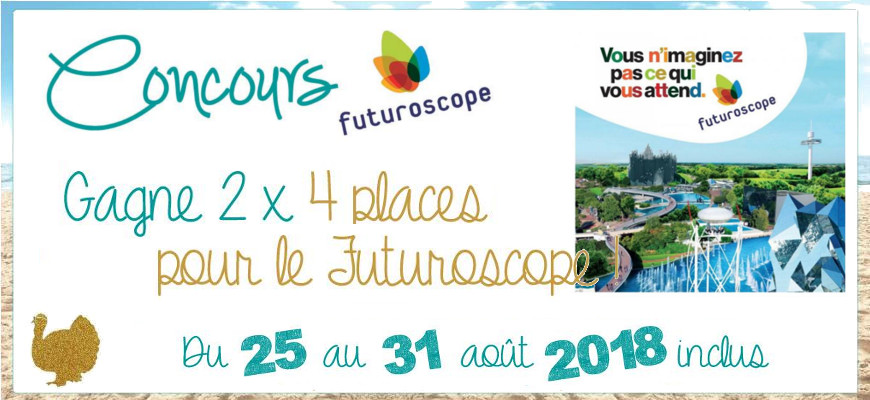Concours Futuroscope