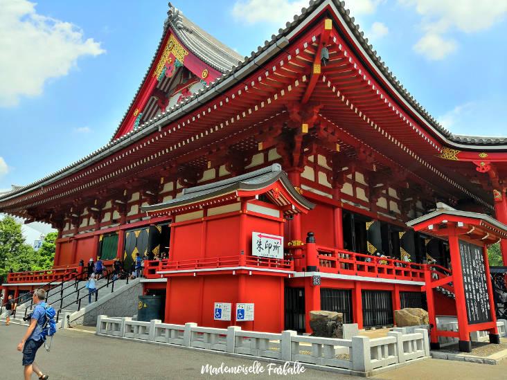 Senso-Ji Tokyo