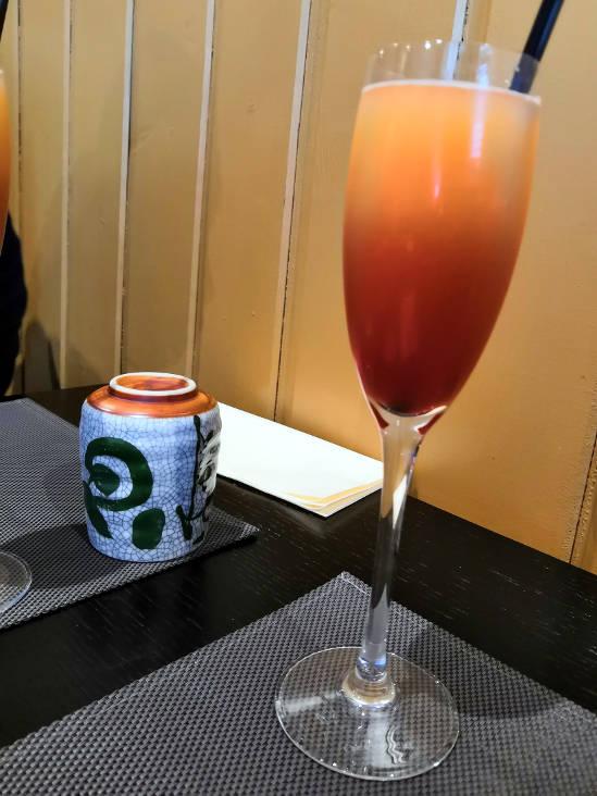 cocktail resto japonais