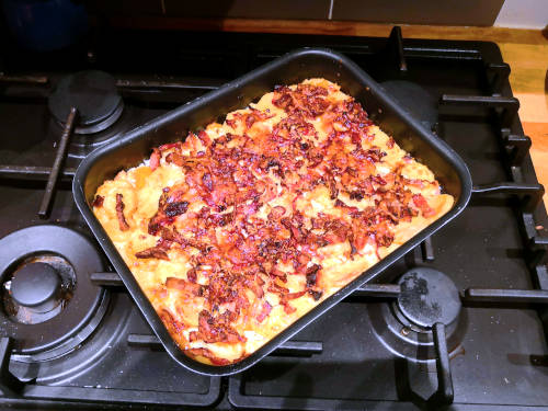 gratin pommes de terre et carottes