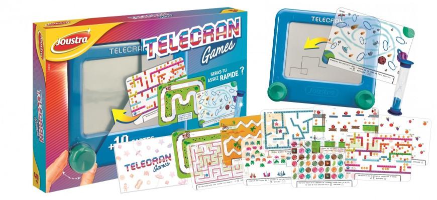 [Test et concours] Le Télécran Games version 2018