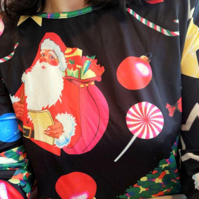 robe de Noël