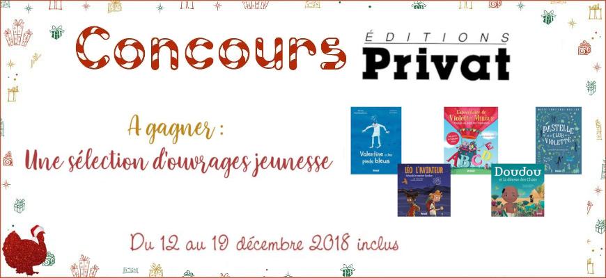 [Le sapin de Noël des dindes] Les Editions Privat