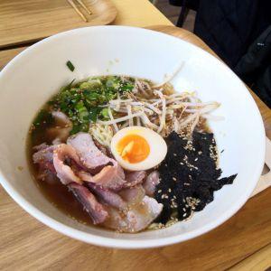 ramen chez Aoyama
