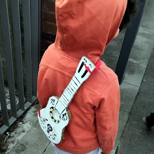 guitare coco DIY
