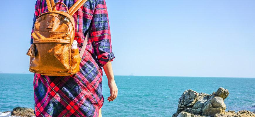 Que mettre dans son sac à dos pour partir en weekend printanier?