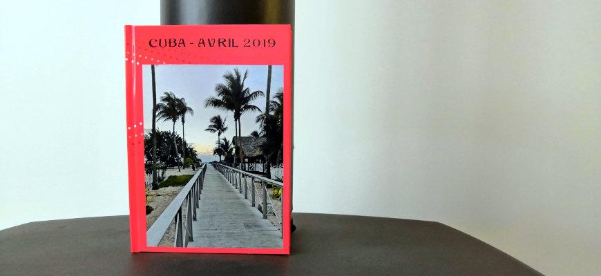 Le livre Photo Brillant HD A5 de myFUJIFILM