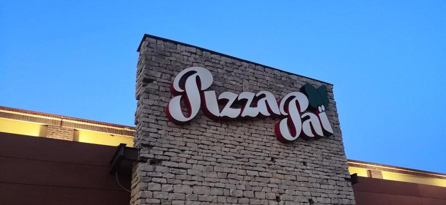 Un repas en famille au Pizza Paï d'Englos
