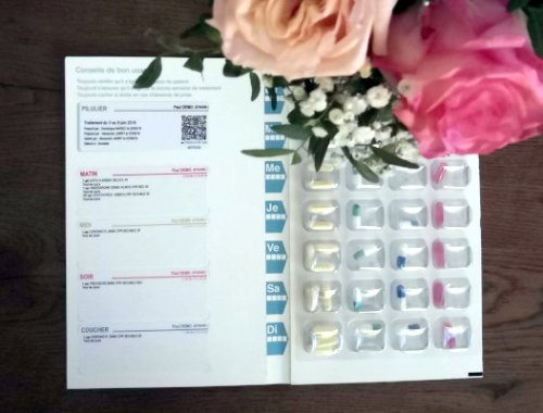 pilulier Medipac