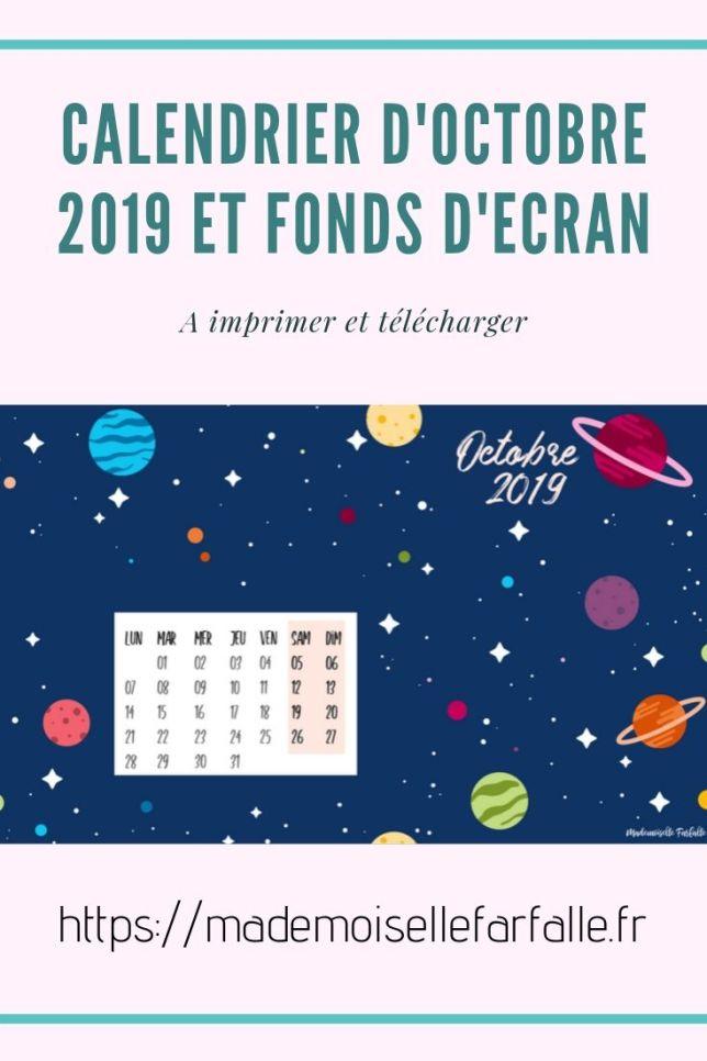Fond Decran Octobre 2019