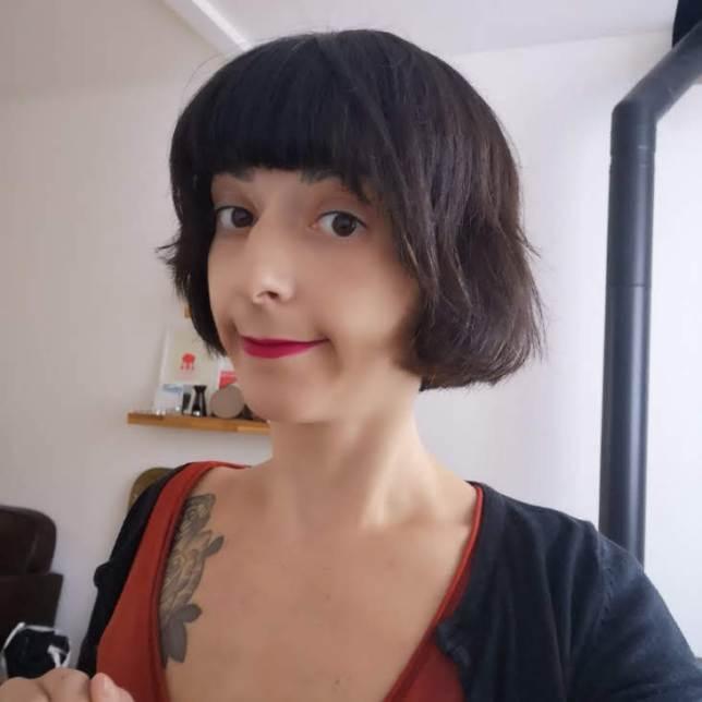 Coupe Amélie Poulain