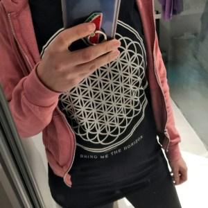 t-shirt BMTH