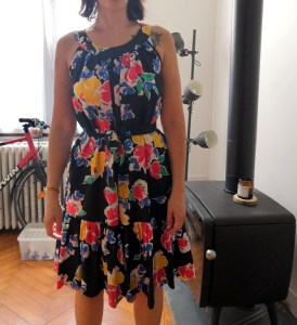 robe de Mamie