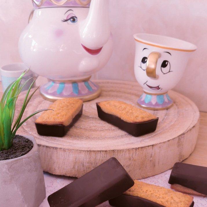 Recette financiers coque au chocolat cake factory