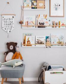 Chambre enfant lecture
